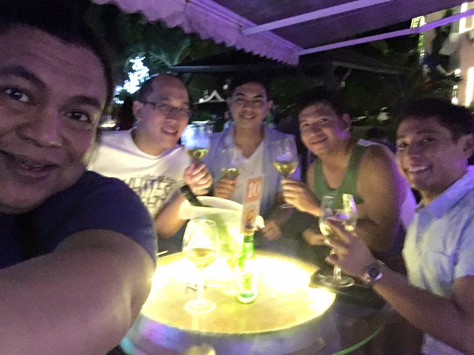 Cebu Nightcap with Besties