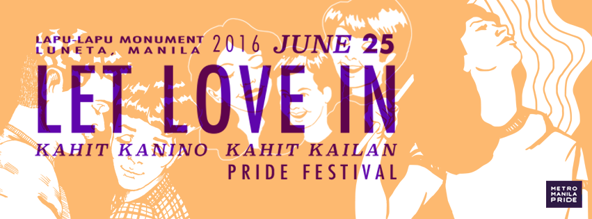 Metro Manila Pride 2016 (from the Official FB Page)