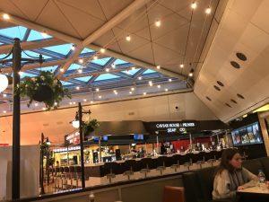 Ataturk Airport, 07 February 2016